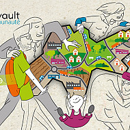 Magali AC illustration